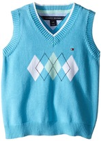 Tommy Hilfiger Henry Sweater Vest (Infant)