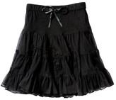 Mimi & Maggie Romantic Roses Skirt (Toddler & Little Girls)
