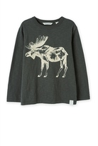 Country Road Moose T-Shirt