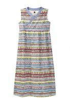 Tea Collection Dream Weaver Maxi Dress (Little Girls)
