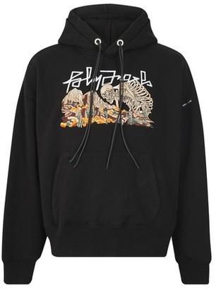 Palm Angels Desert Skull hoodie