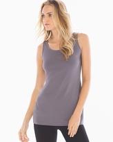 Soma Intimates Pima Cotton Tunic Layering Tank