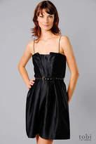 Foley + Corinna Satin Party Dress