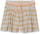 Tom Tailor Kids Girl's Pantskirt With Belt Skirt
