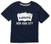 Levi's Toddler Boys) NYC Crew Neck Tee
