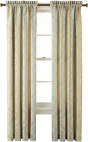 JCPenney Home ExpressionsTM Regan Rod-Pocket Curtain Panel