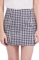 Free People Modern Femme Miniskirt