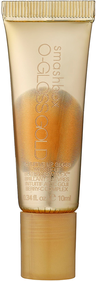 Smashbox O-GLOSS GOLD Intuitive Lip Gloss With Goji Berry-C ComplexTM