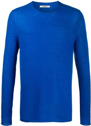 Zadig & Voltaire Teiss fine-knit sweater