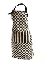 Mackenzie Childs MacKenzie-Childs Courtly Check Bistro Apron