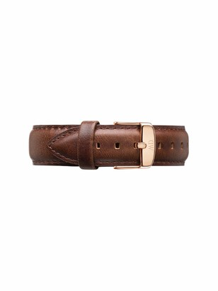 Daniel Wellington Classic Bristol Italian Leather Watch Band
