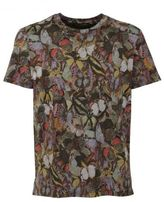Valentino Rockstud Camubutterfly T-shirt