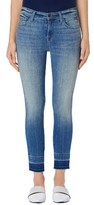 J Brand Women's 835 Released Hem Crop Skinny Jeans