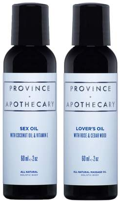 Province Apothecary Lover's Kit with Lover's and Sex Oil