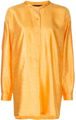 Sies Marjan Textured Satin Shirt