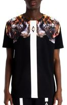 Marcelo Burlon County of Milan X Tyga Two-Head Tee