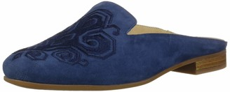 Geox Women's Marlyna Suede Slip-On Loafer Shoe