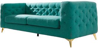 Chic Home Soho Green Sofa