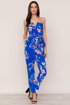 Yumi Kim Hot To Trot Silk Jumpsuit