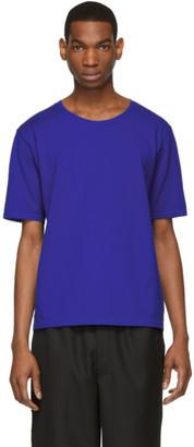 Issey Miyake Homme Plisse Blue Washi T-Shirt