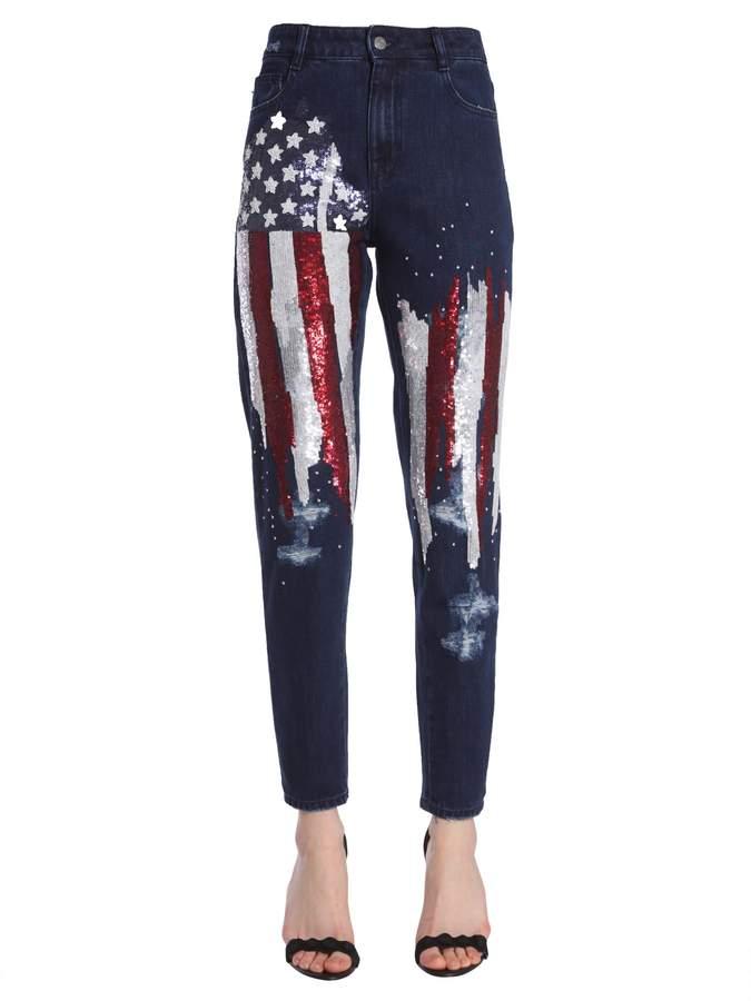 Amen New Boyfriend Jeans