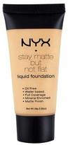 NYX Stay Matte Not Flat Foundation Warm Beige 1.18Fl Oz