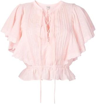 Temperley London Beaux blouse