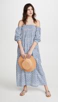 Bohemia Alix Of Maryanne Blue Batik Dress