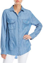 Matty M Chambray Work Shirt