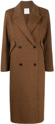 Sandro Merry double-breasted coat