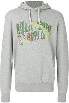 Billionaire Boys Club printed long-sleeved hoodie