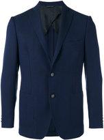 Tonello two button blazer - men - Silk/Cupro/Mohair/Wool - 48