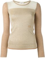 Sonia Rykiel shimmer sweater