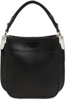 Prada Small Margit City Leather Shoulder Bag