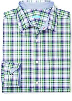 J.Mclaughlin Gramercy Classic Fit Shirt in Check