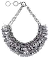 Forest of Chintz The Great Silver Glitzy Necklace