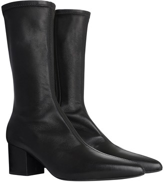 Zimmermann Stretch Mid Bootie