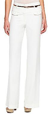 JCPenney Worthington® Belted Wide-Leg Pants