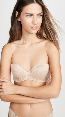 B.Tempt'd B. Enticing Strapless Bra