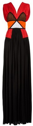 Givenchy Long Jersey Dress