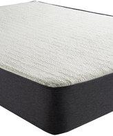 """Sleep Trends Ladan Full 10.5"""" Cool Gel Memory Foam Cushion Firm Pillow Top Mattress,"""