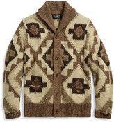 Ralph Lauren Hand-knit Linen-blend Cardigan