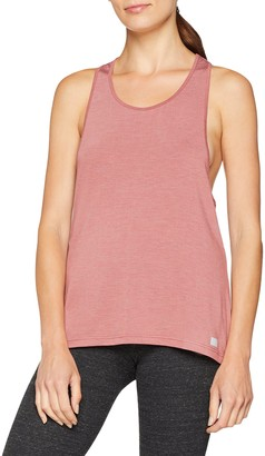 Sloggi Women's Move Flow Tank Top Base Layers Multicolour (Pink - Light Combination M019) S