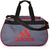 adidas Black & Grey Diablo Small Duffel