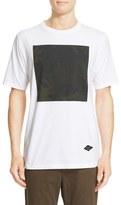 Rag & Bone Men's Camo Graphic T-Shirt