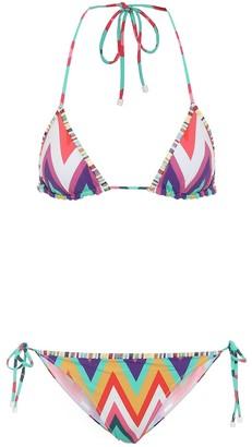 Missoni Mare Zig-zag bikini