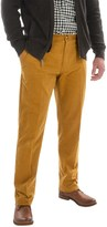 Specially made Slim Fit Corduroy Pants - Low Rise (For Men)
