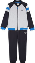 Armani Junior Two Piece Tracksuit 4-16 Years