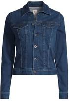 AG Jeans Robyn Dark Wash Denim Jacket