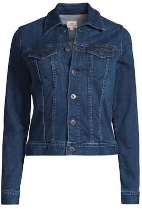 AG Jeans Robyn Dark Wash Denim Jacket